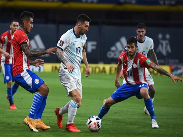 Nhận định bóng đá Argentina vs Paraguay, 07h00 ngày 22/06