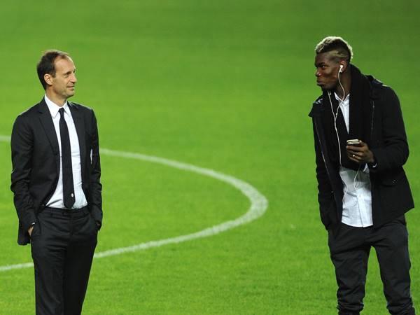Tin chiều 4/6: Juventus đang cố gắng hết sức để mua Pogba