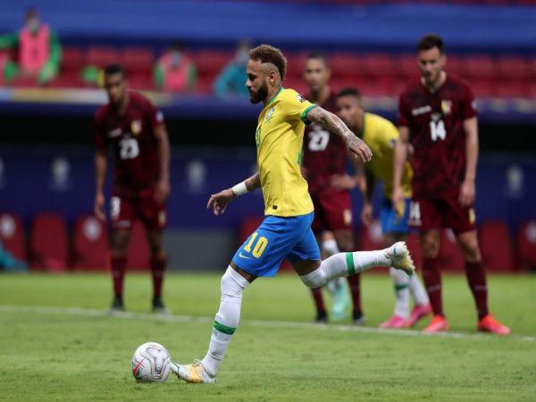 Tin thể thao sáng 14/6: Brazil khởi đầu suôn sẻ tại Copa America