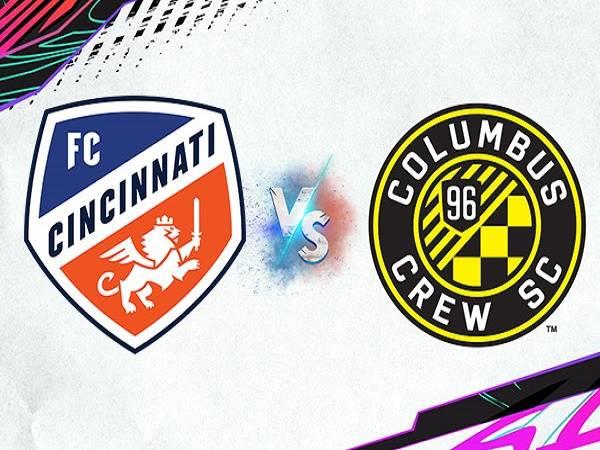 Nhận định Cincinnati vs Columbus Crew – 06h30 10/07/2021