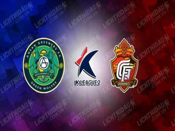Soi kèo Ansan Greeners vs Gyeongnam – 17h30 12/07, Hạng 2 Hàn Quốc
