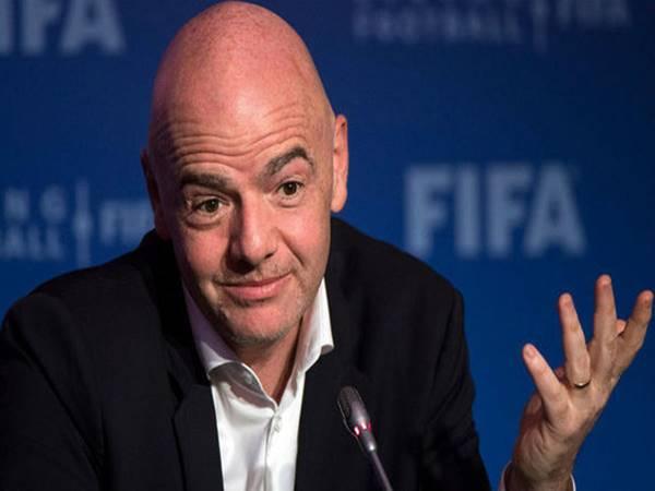 Bóng đá QT 9/9: Chủ tịch UEFA ủng hộ tổ chức World Cup 2 năm 1 lần